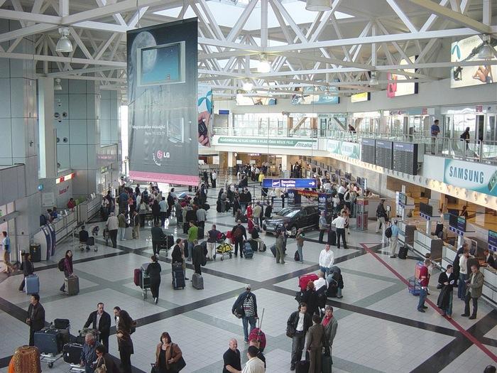A 2B terminál Fotó: