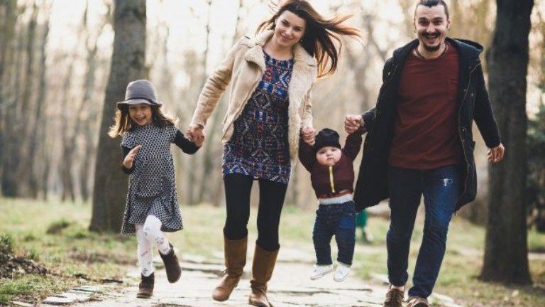 Össze tartó család