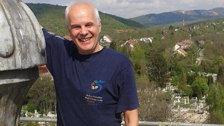 Fekete Gábor (forrás: Magyar Öttusa Szövetség)