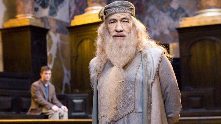 Albus Dumbledore Harry Potter kvíz iskola varázslók mágia