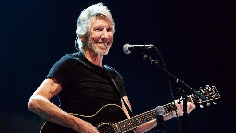 Roger Waters (fotó: MTI)