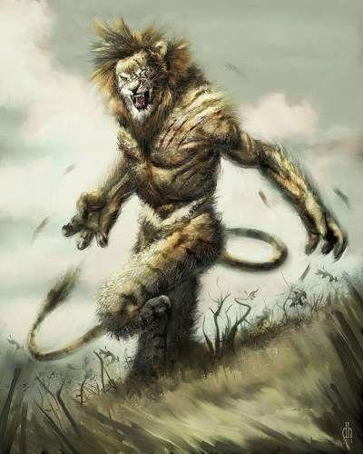oroszlán horoszkóp fenevad