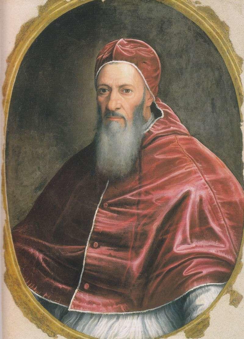 II. Gyula (forrás: Papal Artifacts)