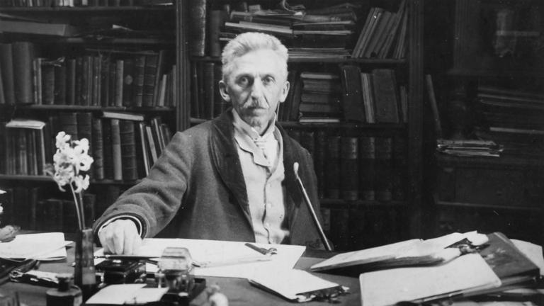 Gárdonyi Géza, író