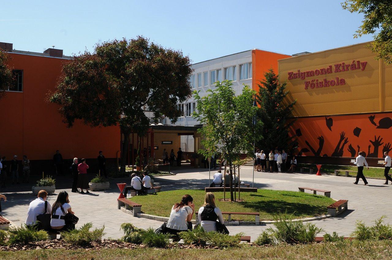 Zsigmond Király Egyetem (forrás: ZSKE)