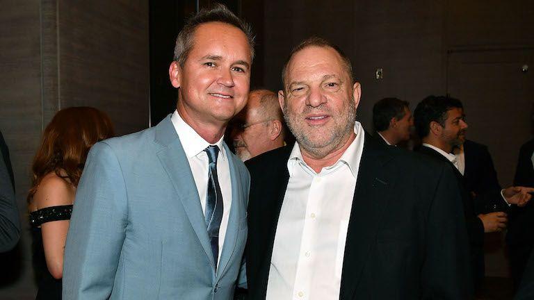 Roy Price és Harvey Weinstein 2017 júniusában (fotó: Slaven Vlasic/Getty Images /AFP)