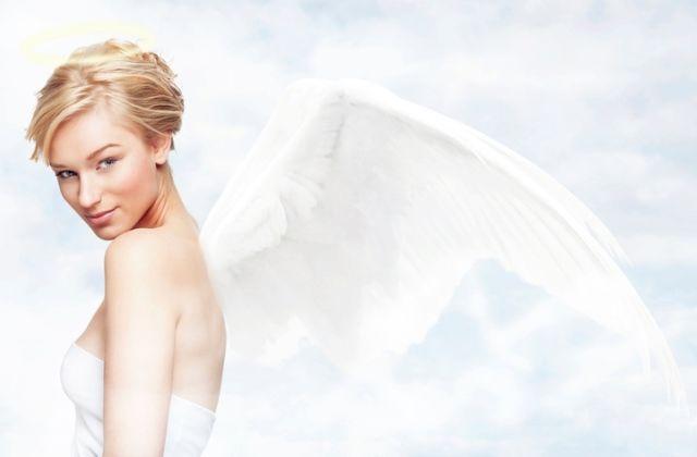 angyal jelek őrangyal kapcsolat