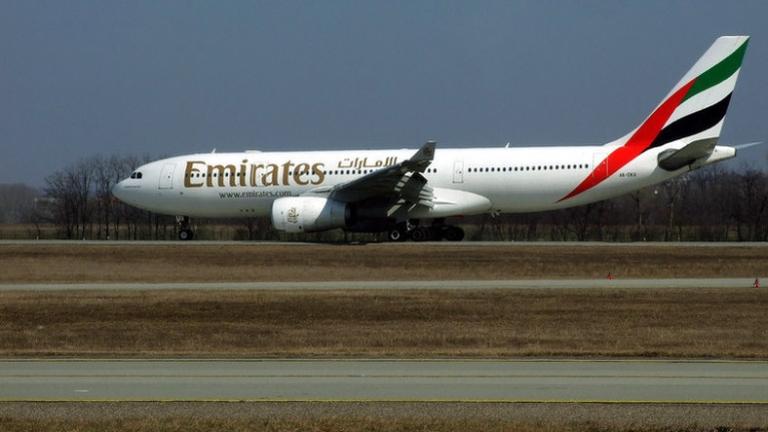 Emirates (fotó: MTI / Jászai Csaba)