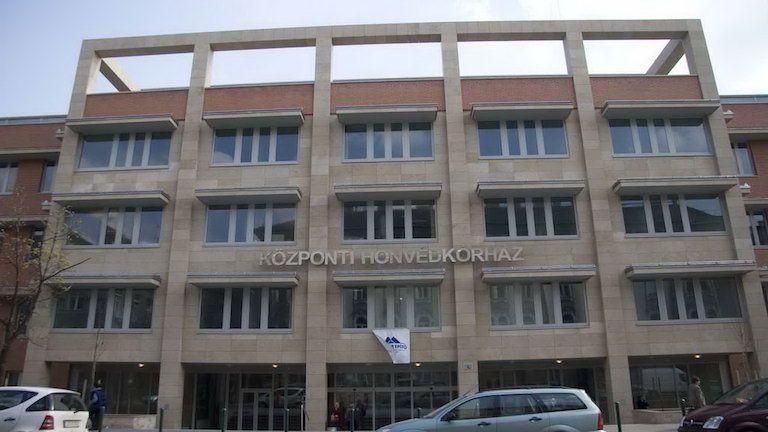 honvédkórház, budapest