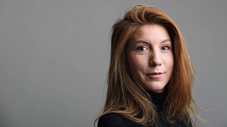 Kim Wall (fotó: Europress / AFP / Tom Wall)
