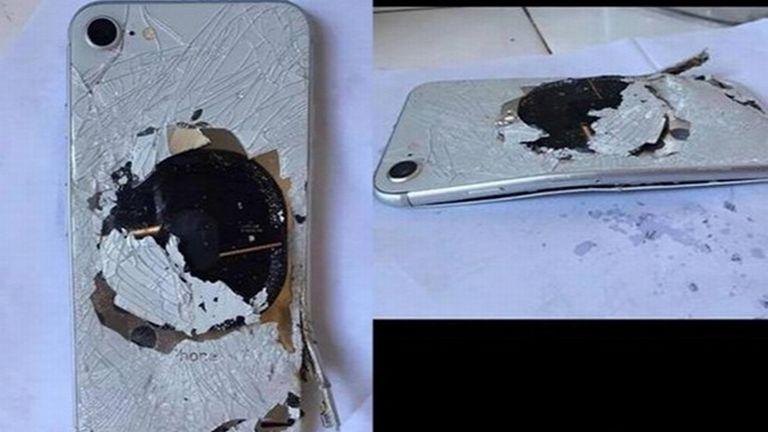 iPhone, Kína (forrás: Oriental Daily)