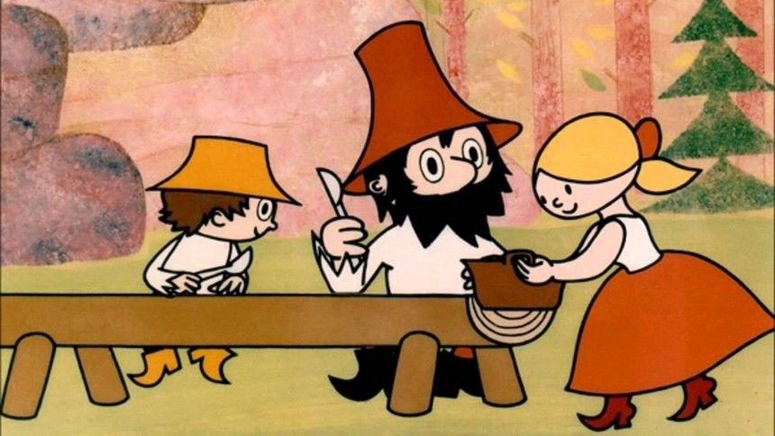 Rumcájsz, Manka és CsibészkeForrás: www.rajzfilmvilag.hu