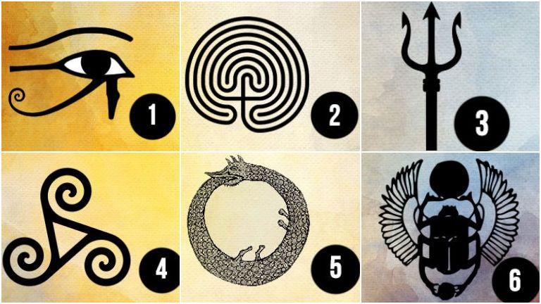 szimbólumok lélek üzenet ezotéria