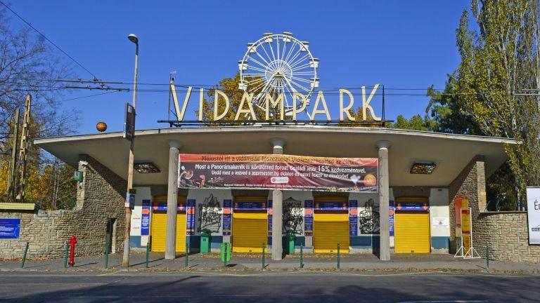 Vidámpark (fotó: MTVA/Bizományosi: Róka László)