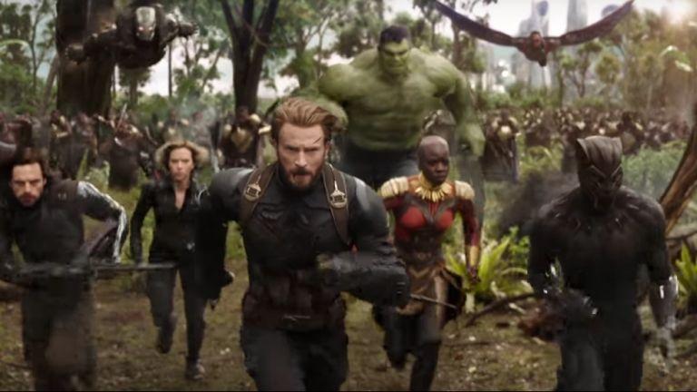 Bosszúállók 3 (forrás: Marvel)