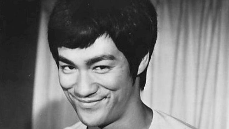 Bruce Lee kínai színész-harcművész