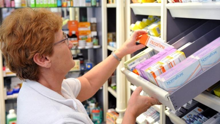 Gyógyszertár (fotó: MTI / Soós Lajos)