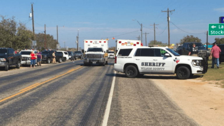 texas, lövöldözés