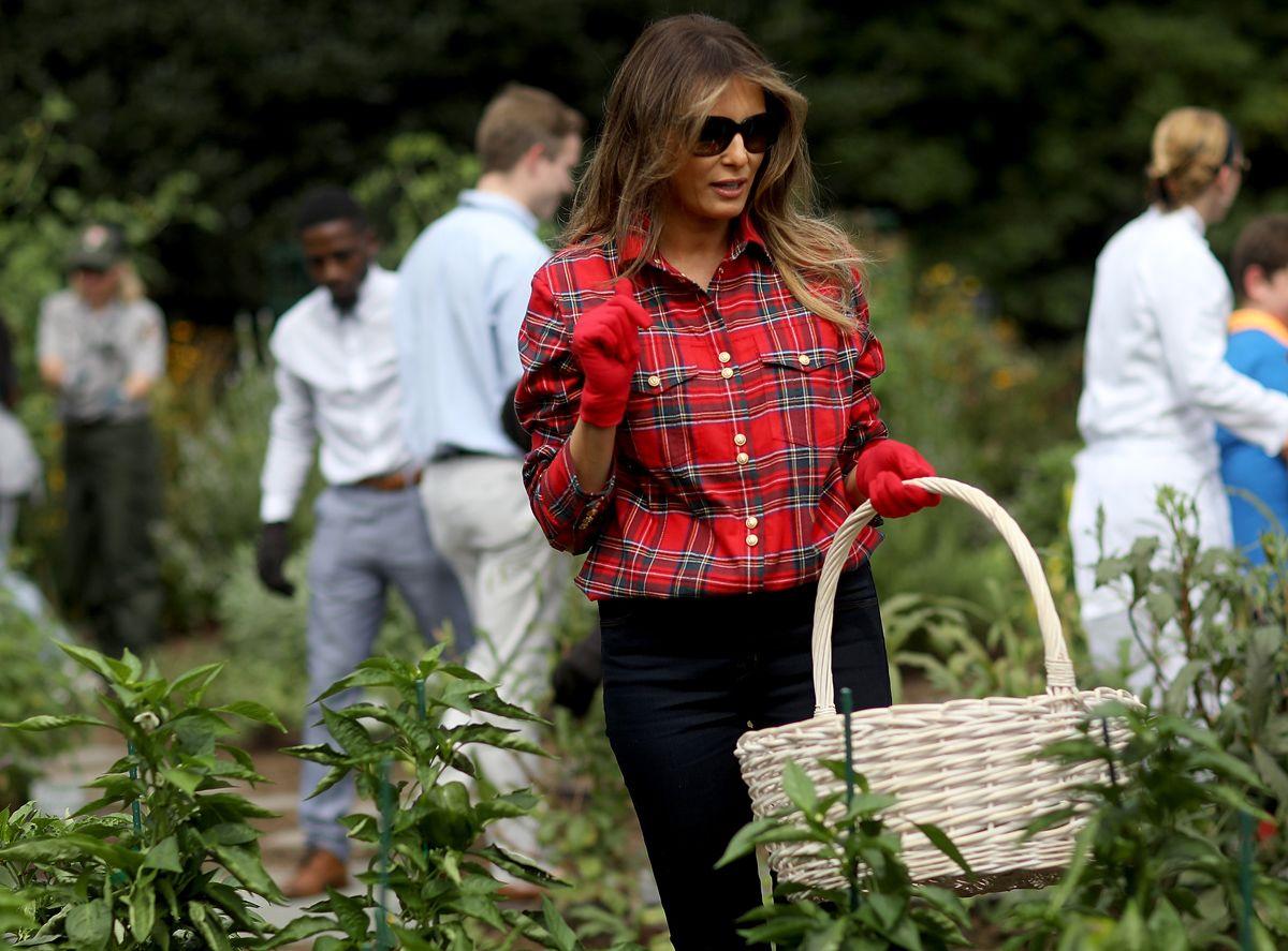 Melania Trump 10 legdrágább outfitje   nlc
