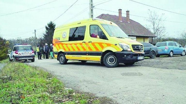 Hajdúszoboszló, baleset (forrás: Hajdúszoboszlói Városi TV)