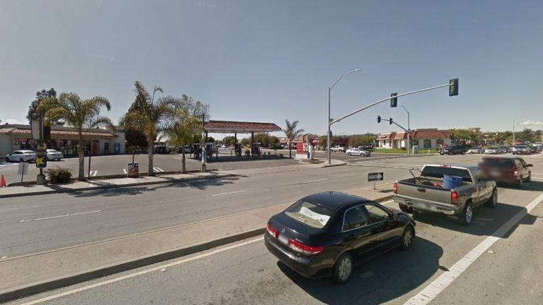 letartóztatás kaliforniában