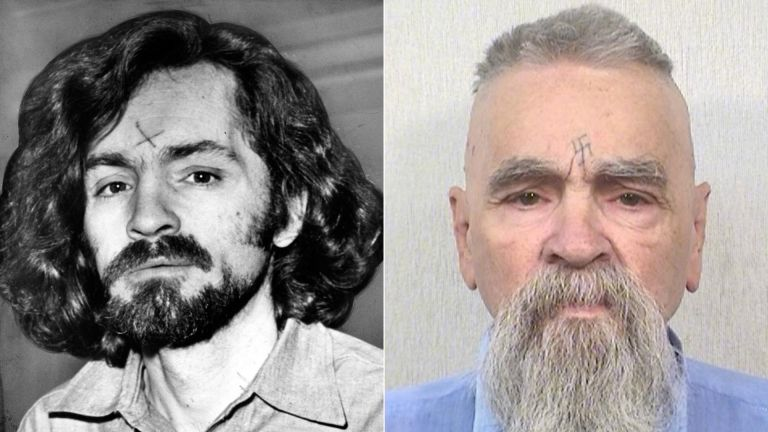 Charles Manson (fotó: Getty Images / Corcoran State Prison)