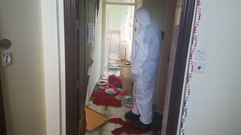 Kettős gyilkosság Sopronban (forrás: police.hu)