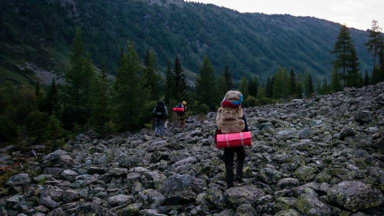 tura, kirandulas, hegymaszas