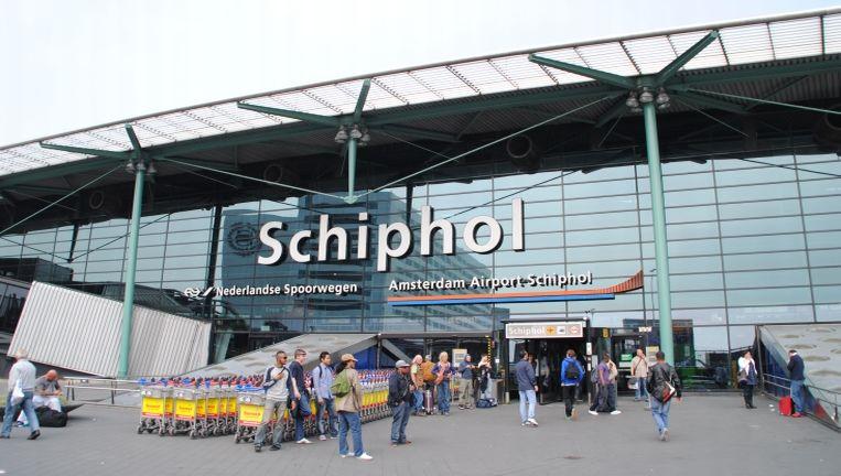 Amszterdam, Schiphol reptér (forrás: Wikipédia)