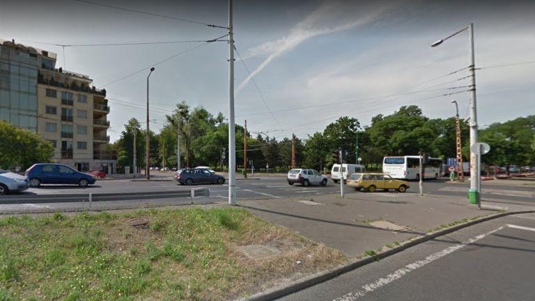 Kacsóh Pongrác utca (forrás: Google Maps)