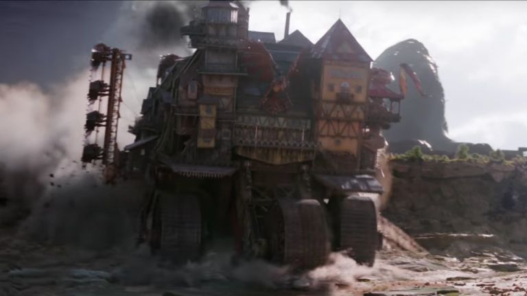 Mortal Engines (forrás: Universal)