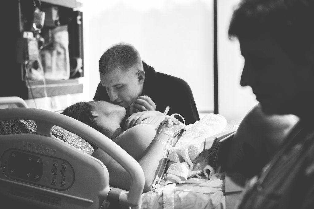 Fájdalmasan gyönyörű fotók egy szivárványbaba születéséről
