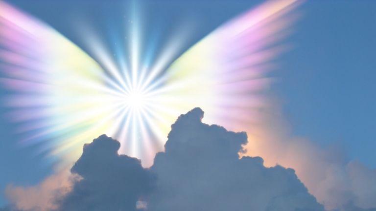 angyal spirituális üzenet