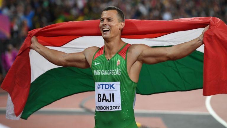 Baji Balázs (fotó: Kirill Kudrjavcev / AFP)