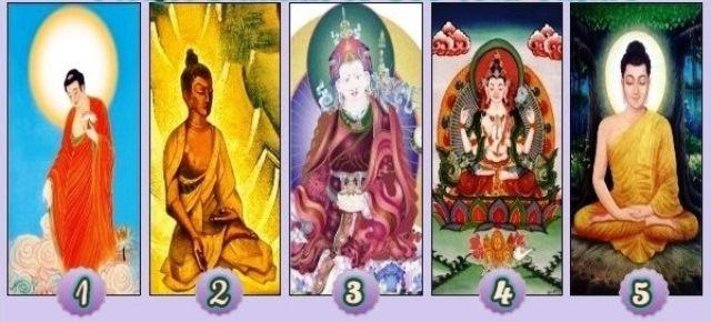 buddha kép jóslat