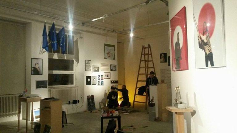Fiatal Képzőművészek Stúdiója (forrás: FKSE Facebook)