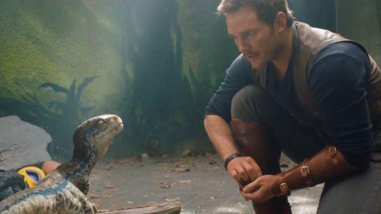 Jurassic World - Bukott birodalom (forrás: UIP-Duna Film)