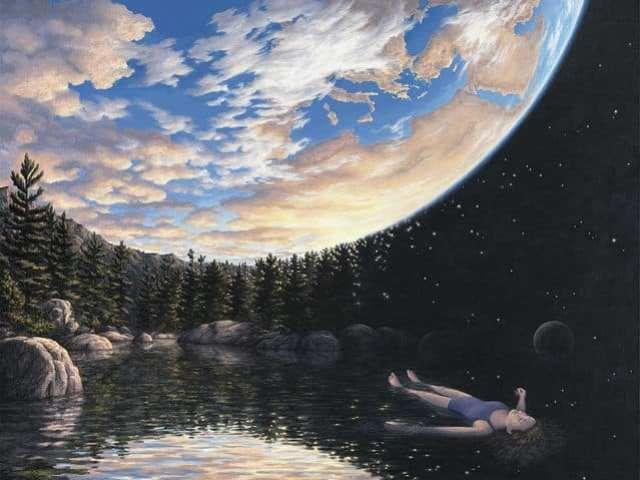 kép földgömb személyiség teszt