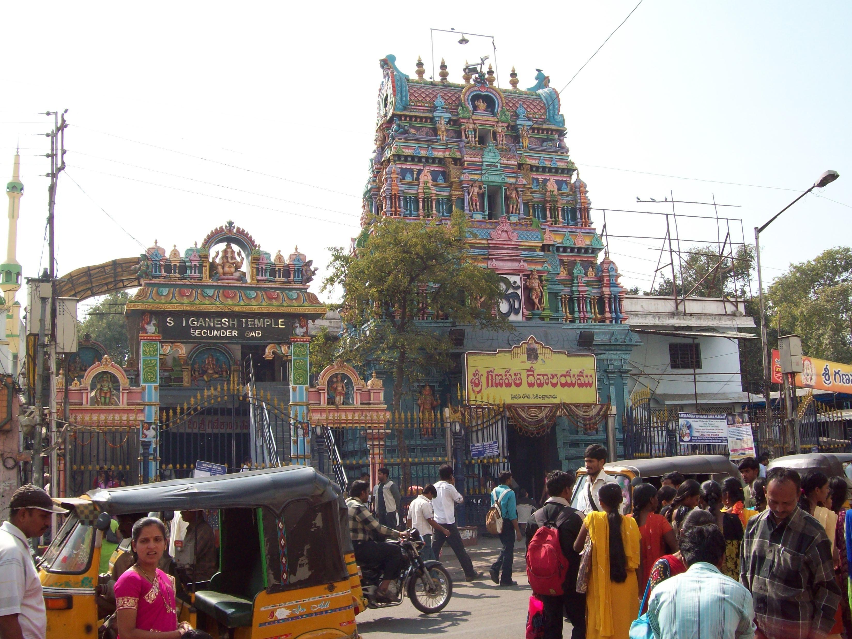 Szekunderábád, India (forrás: Wikipédia Commons)