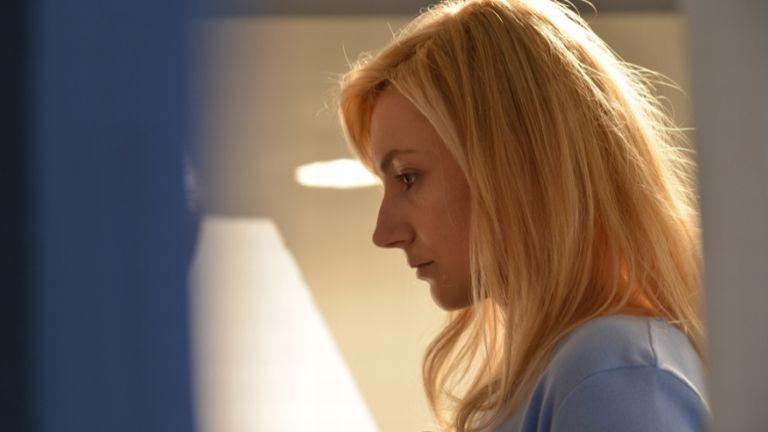 Borbély Alexandra a Testről és lélekről című filmben (forrás: Mozinet)