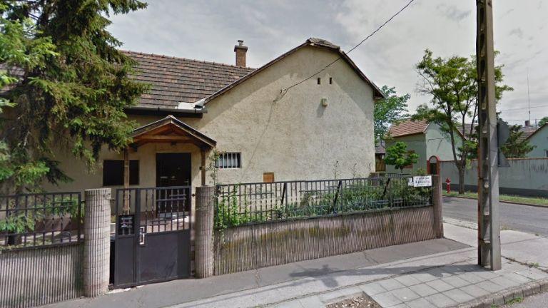 Újpest, Kinizsi utca (forrás: Google Maps)
