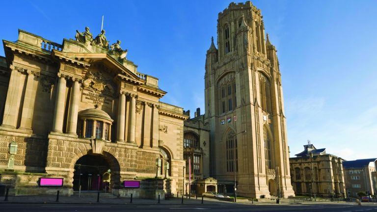 Bristol University, egyetem (forrás: Cappex)