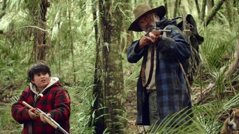Vademberek hajszája, erdő, film (forrás: Pannonia Entertainment)