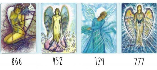 angyal számok üzenet