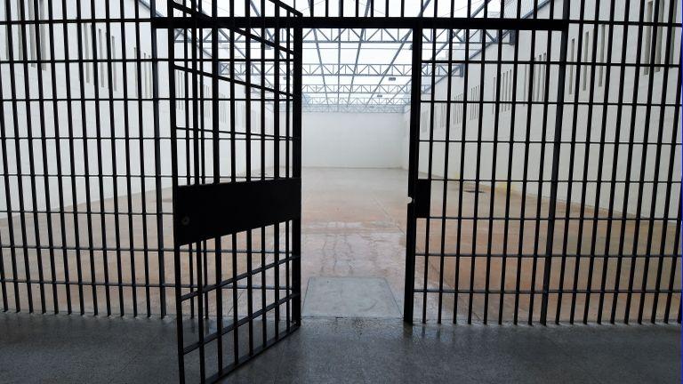 Börtön, szigorított fegyház Brazíliavárosban (fotó: AFP / Evaristo SA)