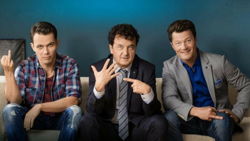 A Válótársakban Scherer Péter karakterét nagyon megkedvelték a nézők (Fotó: RTL Sajtóklub)