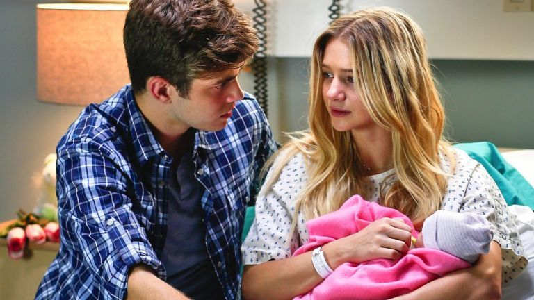 terhesség kamasz anya