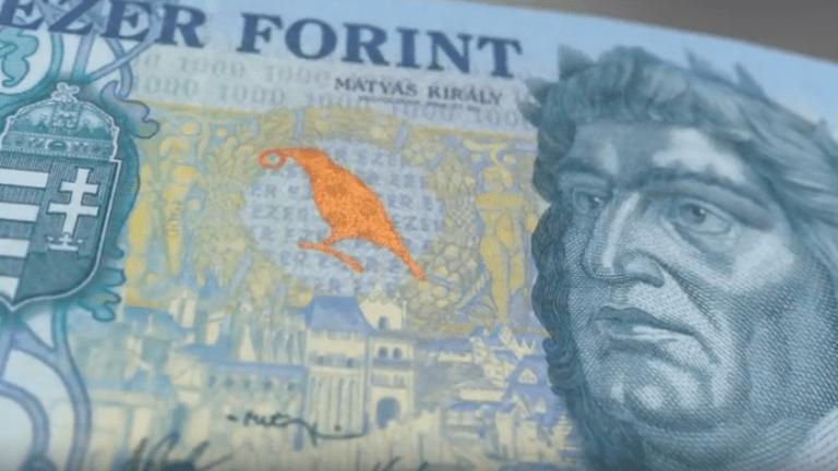 forint, ezres
