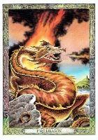 kelta horoszkóp tarot kártya kos