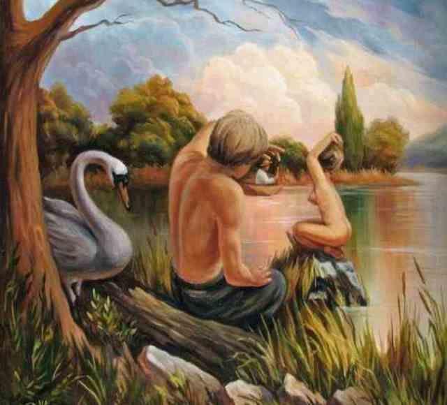 kép festmény személyiség teszt